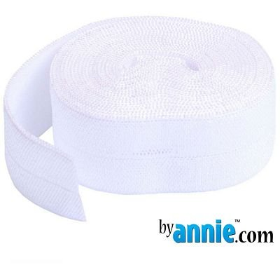 20mm Fold-over Elastic by Annie