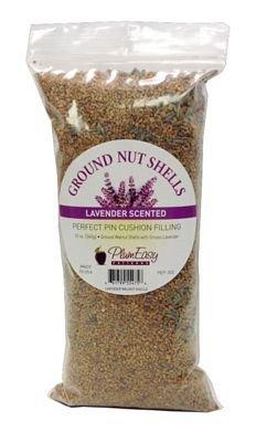 Ground Walnut Shells - Lavender Scented