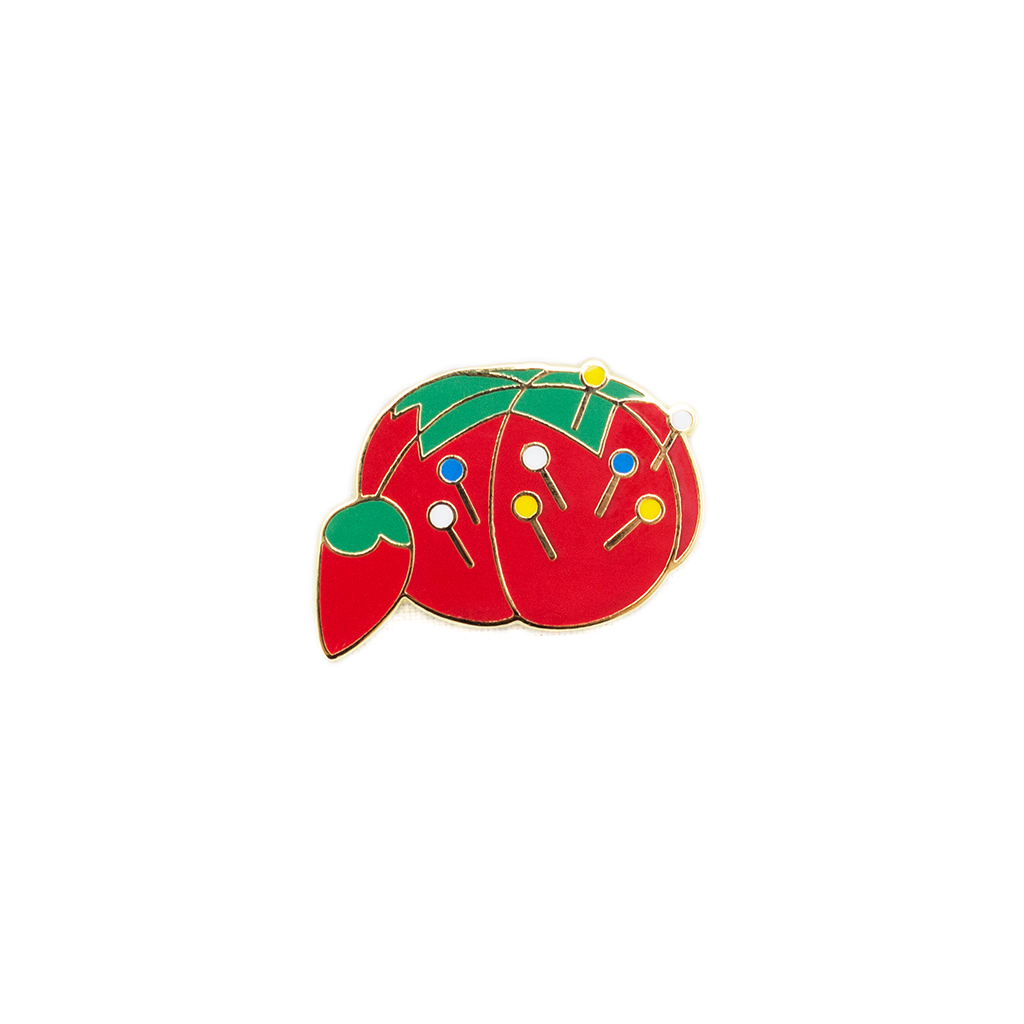 Pin Cushion Lapel Pin