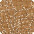 Carolyn Friedlander Polk - Homespun Linen Feathers (Roasted Pecan)