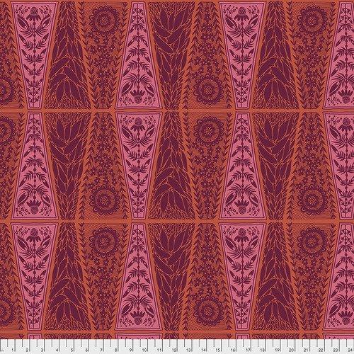 Anna Maria Horner - Triple Take - New Dresden Lace (Pumpkin)