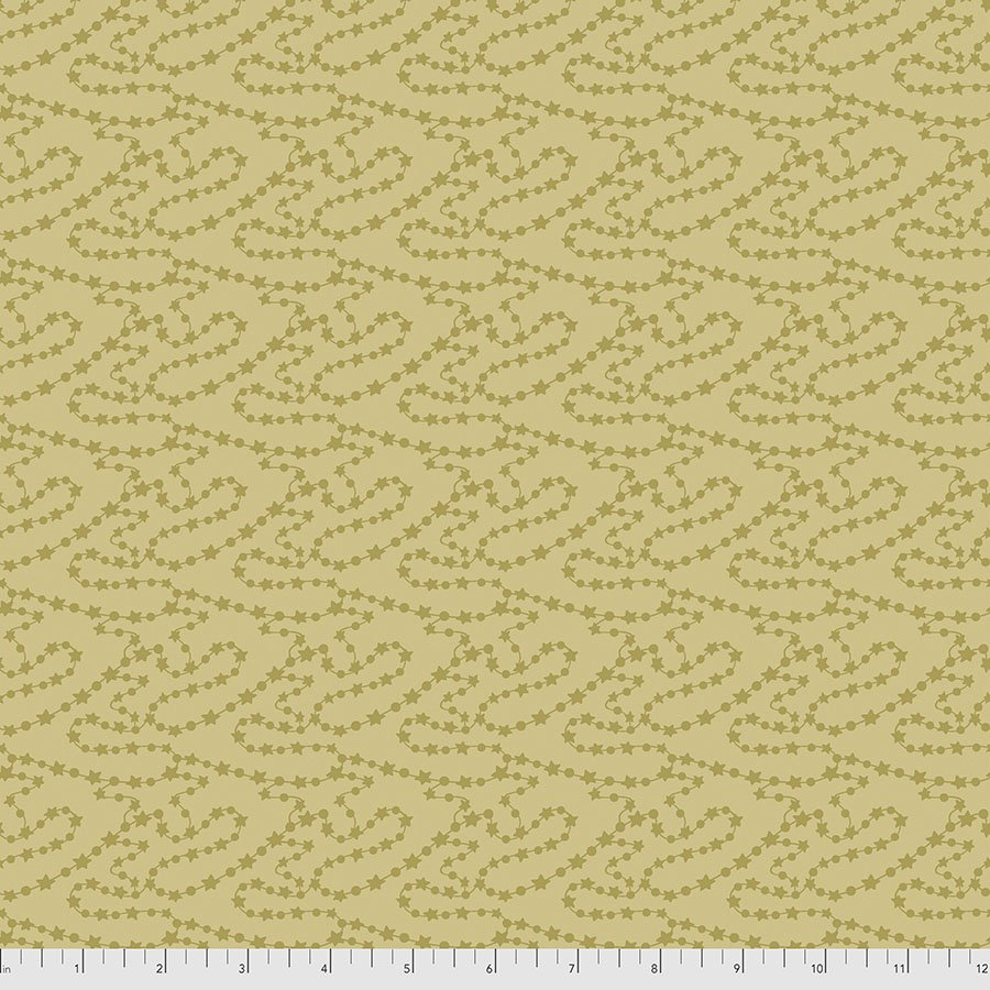 Maude Asbury - Fa La La Collection - All the Trimmings (Gold)