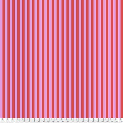 Tula Pink All Stars Collection - Stripe (Poppy)