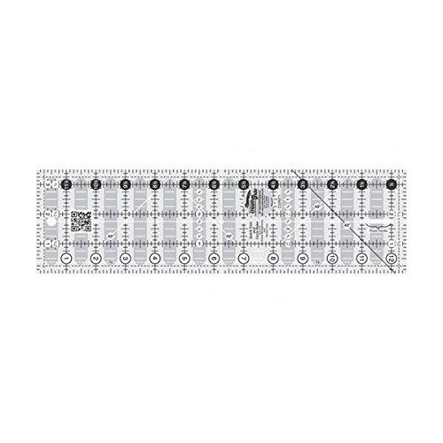 Creative Grids Quick Trim Ruler 3.5 X 12.5