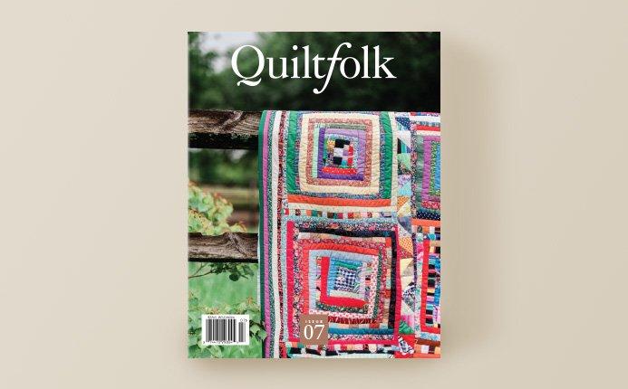 Quiltfolk - Issue 7 Louisiana