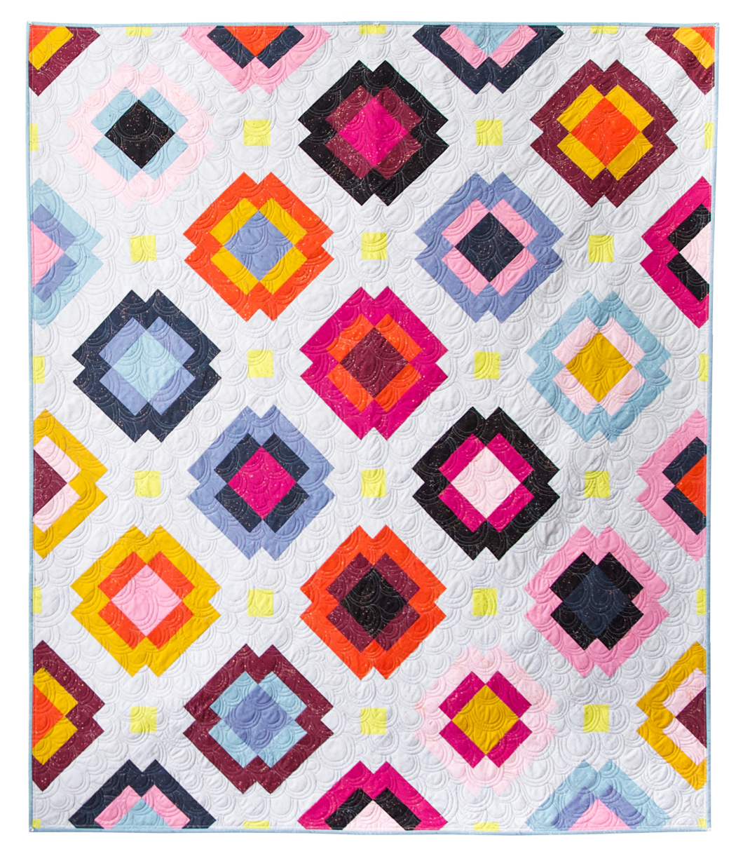 Then Came June - Radiate Quilt Pattern