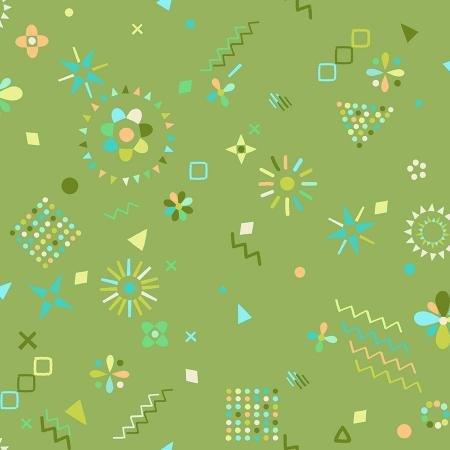Adventure- RJR Fabrics-Magical Flowers (Leaf)