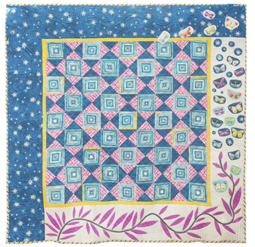 Carrie Bloomston - Room to Wonder Quilt Kit