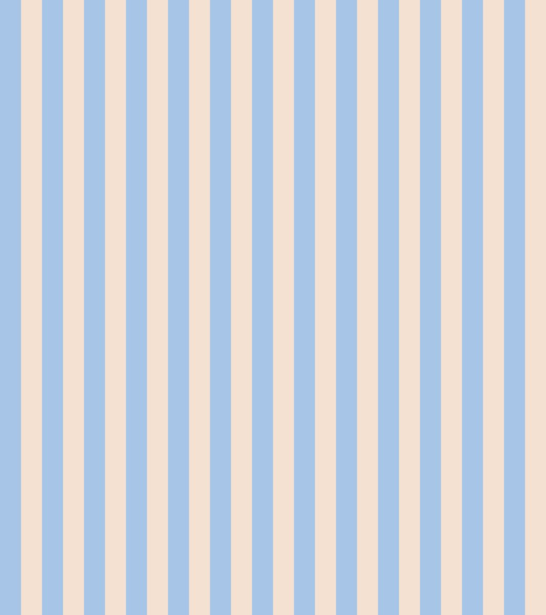 Rifle Paper Co. Primavera Cabana Stripe (Periwinkle)