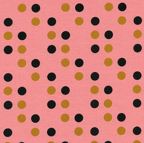 Kim Kight Lucky Strike - Dime Store Dot (Coral)