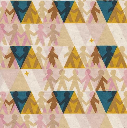 Rashida Coleman-Hale Paper Cuts - Paper People (Sunshine)