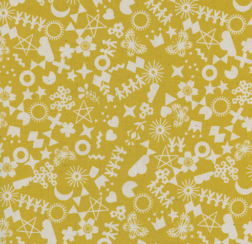 Rashida Coleman-Hale Paper Cuts - Cut It Out (Maize)