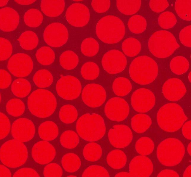 Me + You Indah Batik - Dot (Pomegranate)