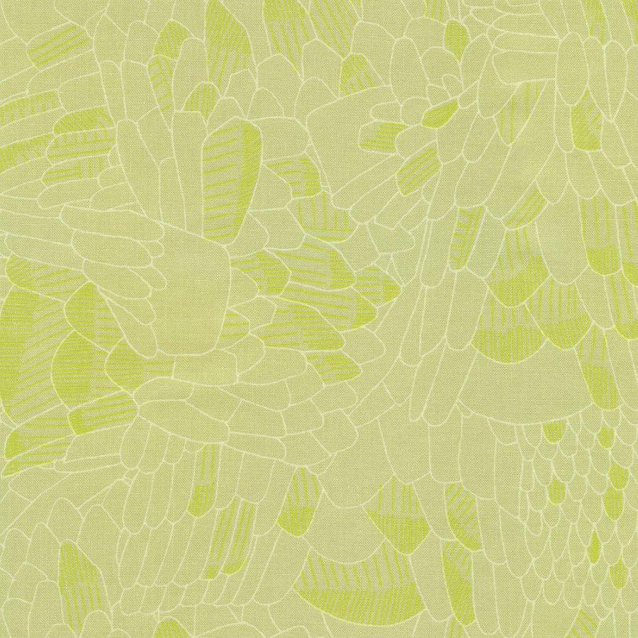 Carolyn Friedlander Gleaned (Acid Lime)