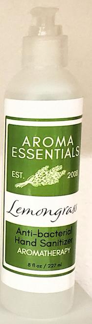 Lemongrass Hand Sanitizer