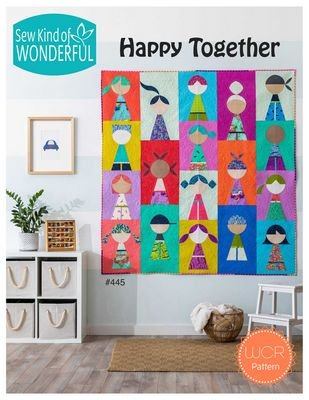 Sew Kind of Wonderful - Happy Together Pattern Booklet