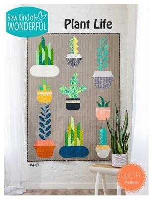 Sew Kind of Wonderful - Plant Life Pattern Booklet