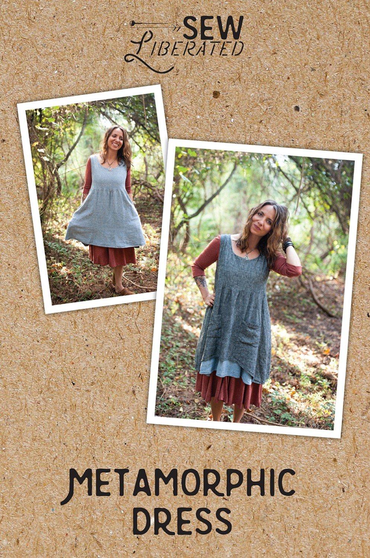 Sew Liberated - Metamorphic Dress