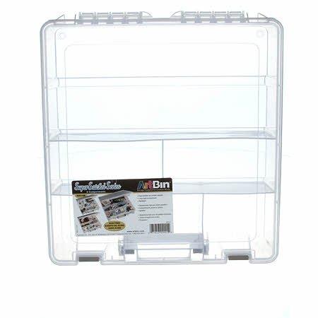 6 Compartment Super Satchel Box