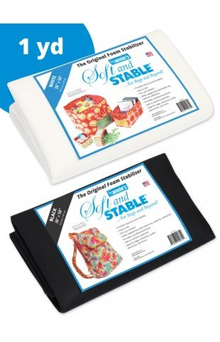 By Annie - Soft & Stable 36 X 58 ( White pack only)