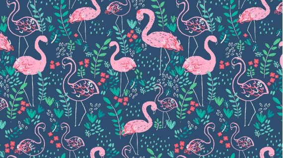 Rae Ritchie  - KNIT Let's Flamingle (Regatta)