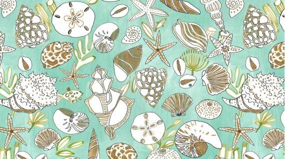 August Wren - High Seas (Shells)