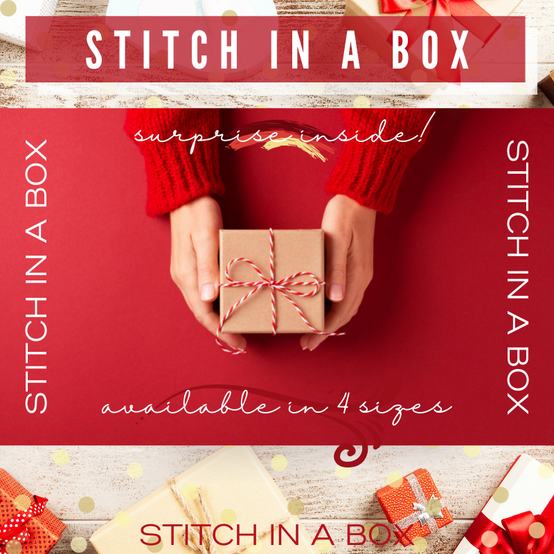 Stitch in a Box - Holiday