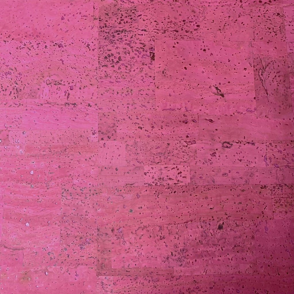 FF Cork - Surface Pink Raspberry