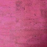 FF Cork - Surface Pink Raspberry