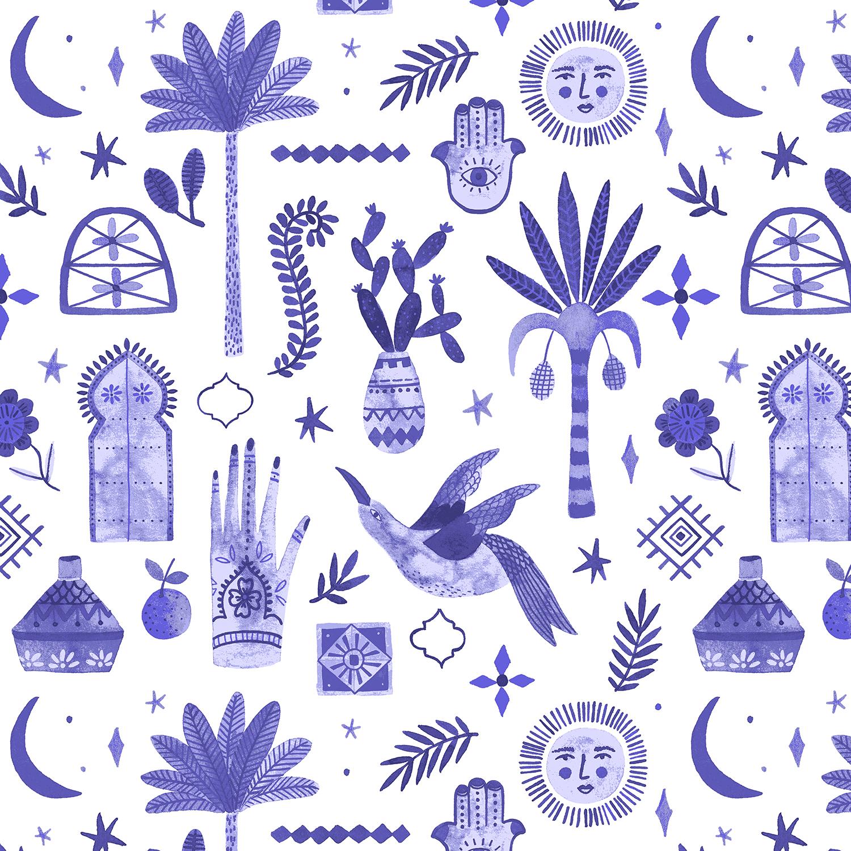 Marbella - Moroccan Nights - Majestic Violet
