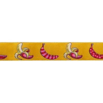Renaissance Ribbons - Don't Slip Mango 7/8 inch