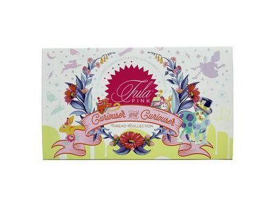 Aurifil - Tula Pink - Curiouser and Curiouser Thread Set