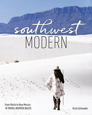 Southwest Modern Book by Kristi Schroeder of Initial K Studios