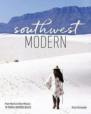 Southwest Modern Book by Kristi Schroeder of Initial K Studios