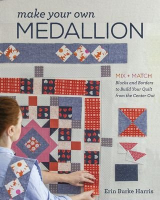 Make Your Own Medallion Book by Erin Burke Harris