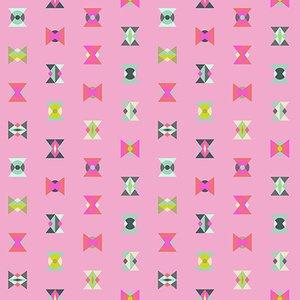 Tula Pink Spirit Animal Collection - Arrowheads (Starlight)