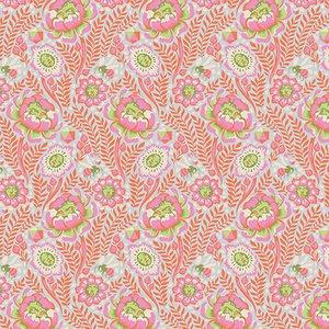 Tula Pink Spirit Animal Collection - Petal Heads (Starlight)