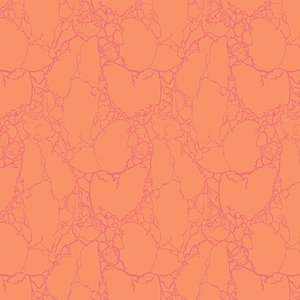 Tula Pink Spirit Animal Collection - Stone Cold Critters (Sunkissed)