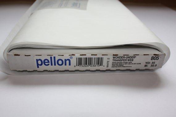 Wonder Under Pellon 17