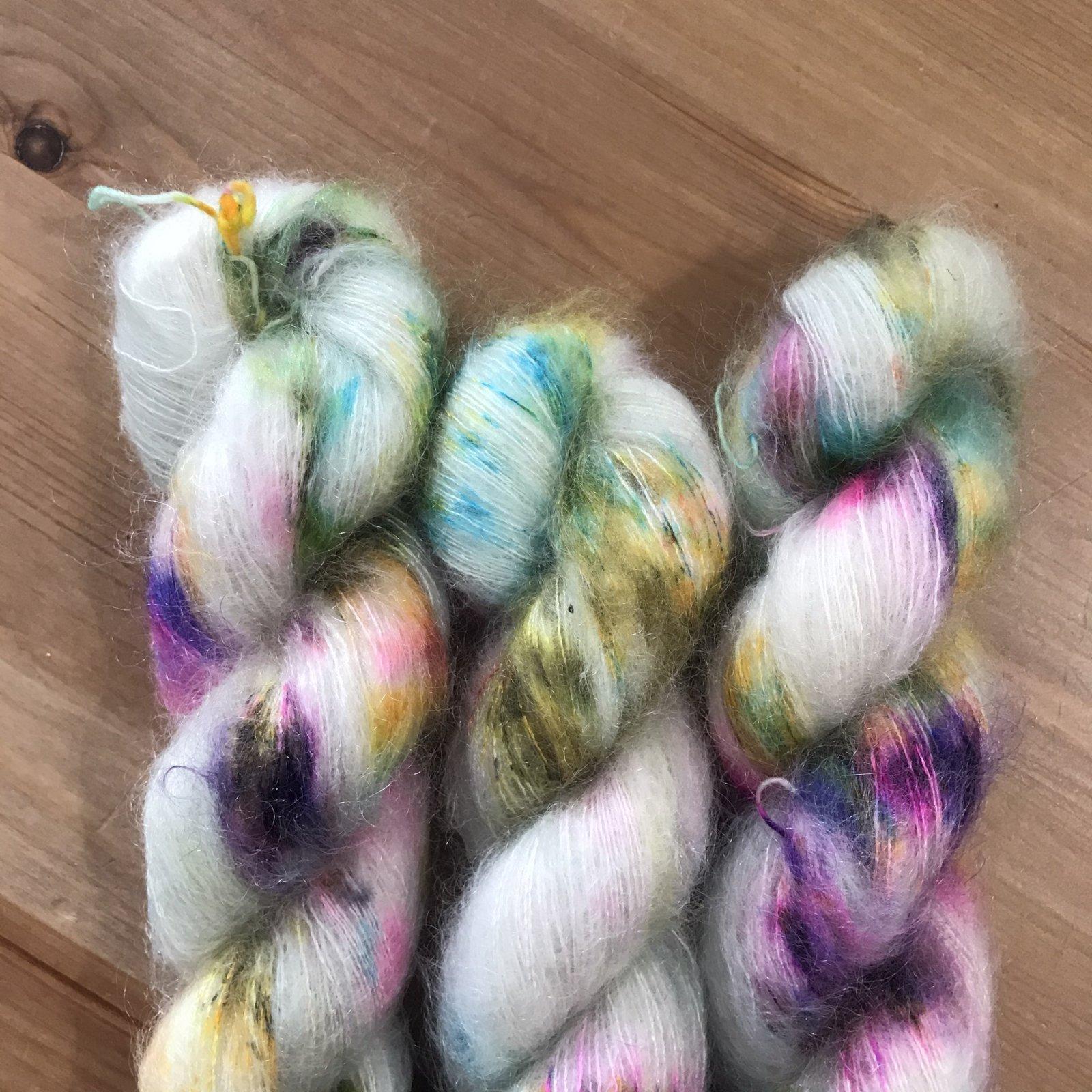 Stitch Cloud in Bertie Botts
