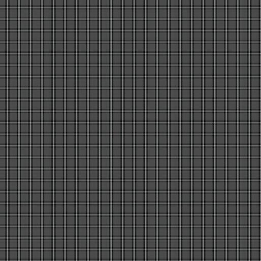 Warp & Weft 2 | Tiny Plaid in Gray - FQ