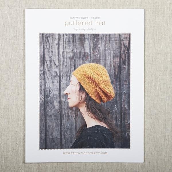Guillemet Hat