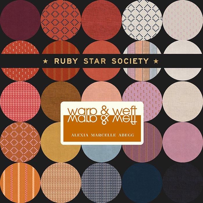 RSS | Warp & Weft | FQ Bundle