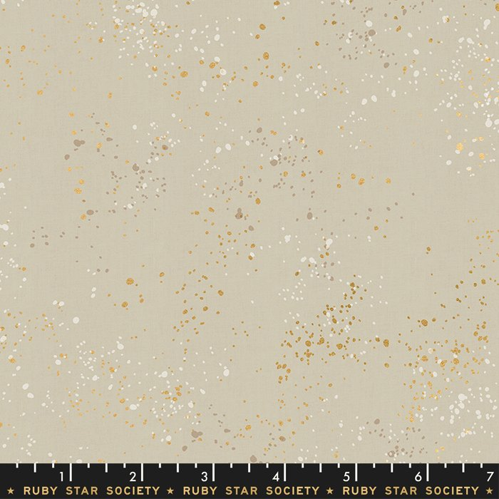 RSS | Speckled in Metallic Natural