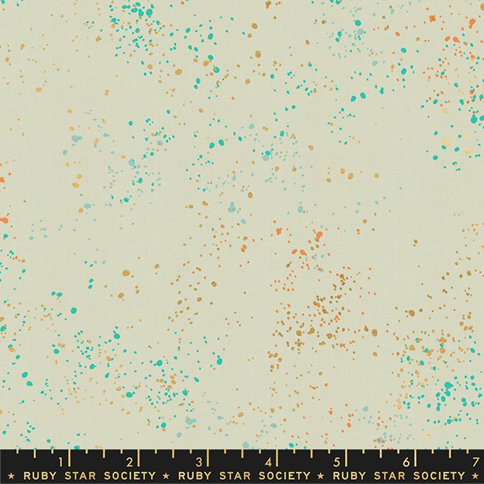 RSS | Speckled Metallic in Shell - FQ