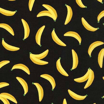 Bananas in Black