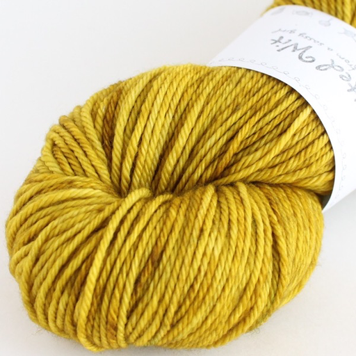 Big Sky Worsted in Golden Delicious