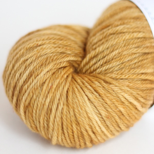 Big Sky Worsted in Salted Caramel