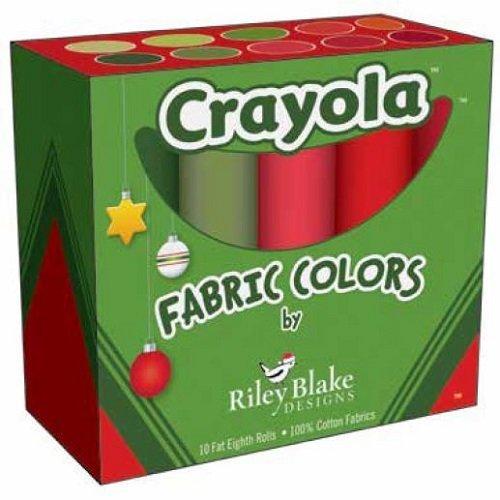 Crayola Fat Eights Christmas Box