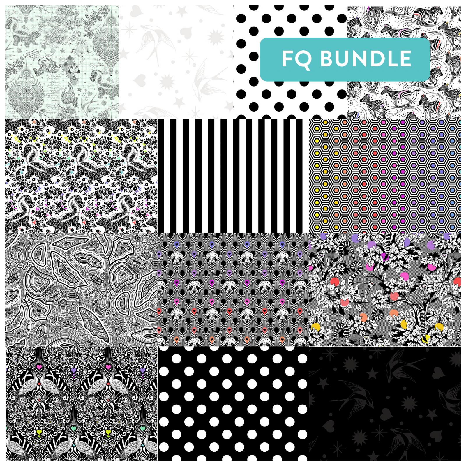 Linework | Fat Quarter Bundle
